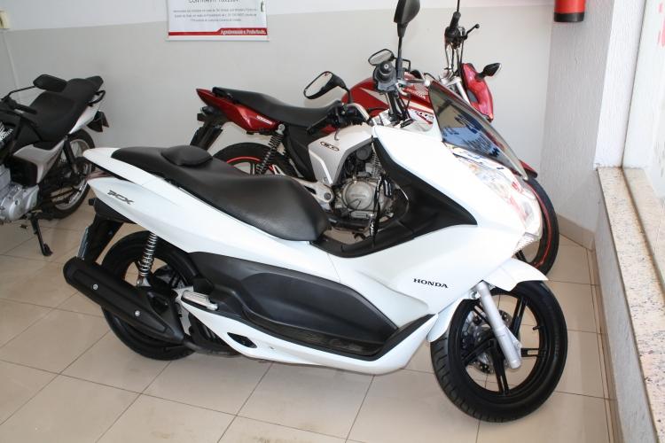 PCX 150 Branco