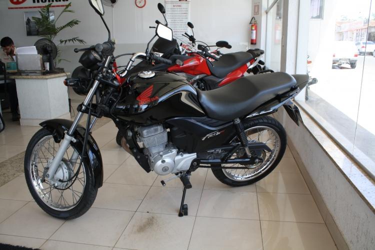 Fan 150 Preto 2012/12