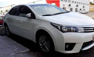 Toyota Corola XEI 2016/17 Único dono.