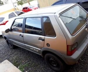 Fiat Uno 1.0 Mpi Mille Fire 2008/09 8v Flex 4p Basico