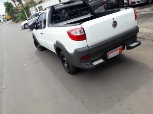 Fiat Strada WORKING CS 2014/15 1.4 Completa